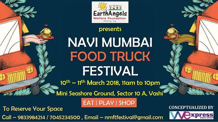 Navi Mumbai Food Truck Fest