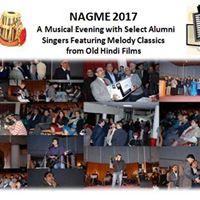 Alumni Musical Evening - NAGME 2017