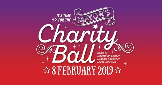 Stafford Mayors Charity Ball