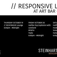 Responsive Lounge at Art Bar Projects