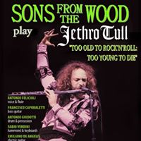 Sons From The Wood play Jethro Tull - Bar Firenze - Sabato 3 Feb