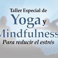 Taller de Yoga y Mindfulness para reducir el estrs