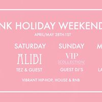 April-May Bank Holiday Weekender
