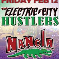 Feb 12 Electric City Hustlers invade NANOLA