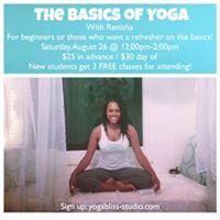 The Basics of Yoga