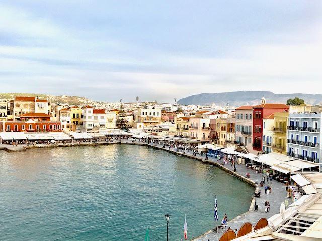 Foodie Passport Weekend in Chania Crete