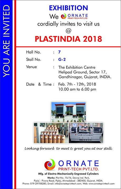 Stall plastindia 2018 at the exhibition center gandhinagar stall plastindia 2018 stopboris Choice Image