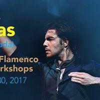 Ivan Vargas Flamenco Dance Workshops in Vancouver