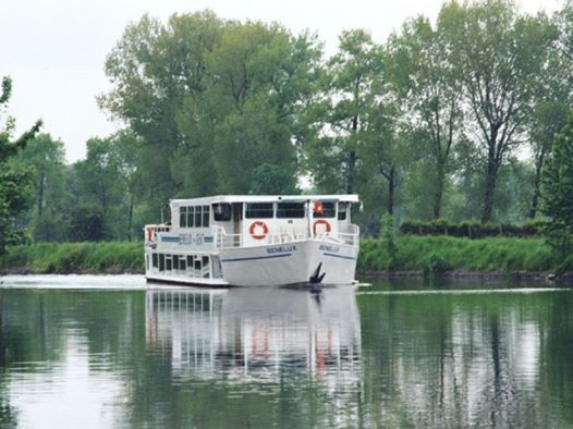 Boottocht Gent - Brugge - Gent