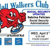 Mall Walkers Club Presentation