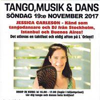 Tango med Jessica Carleson