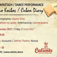 Dance Performance Caliente