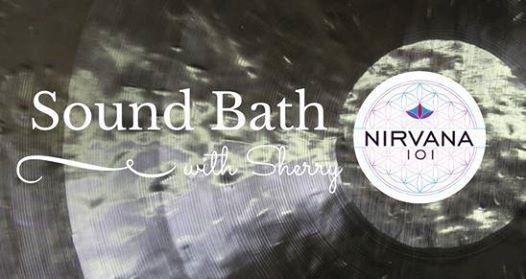 Sound Bath with Sherry
