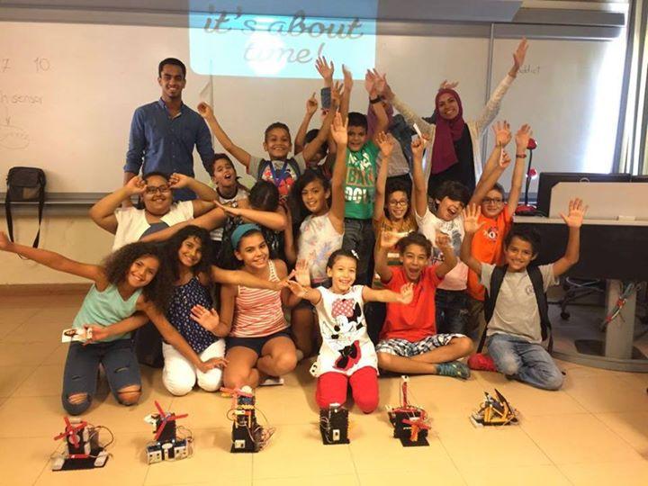 AUC Summer Program Modern JSP Robotics Learning for Tomorrow