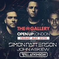 The Gallery Open Up London
