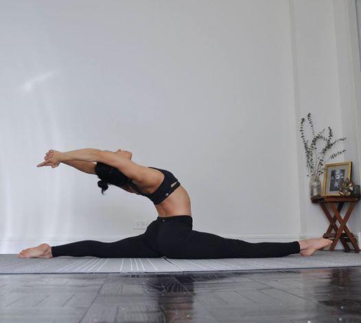 Dharma yoga weekend with Pam Leung
