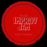 CCB Improv Jam. (Hosted by Nikki and Nacho)