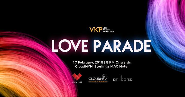 VKP Presents Love Parade at CloudNYN