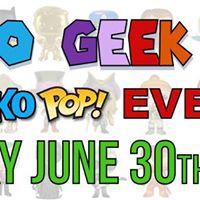 Funko POP Event