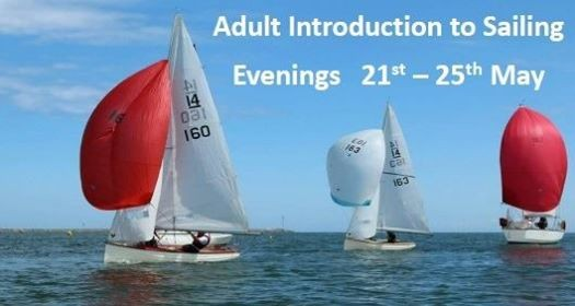 Adult Introduction to Sailing Course