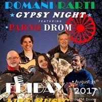 Romani Rarti - Gypsy Night