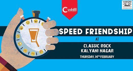 Speed Friendship At Classic Rock Kalyani Nagar
