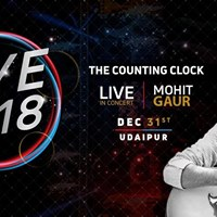 Nye 2018 - The Counting Clock