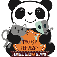 Inauguracin de Pandas Gatos &amp Calacas
