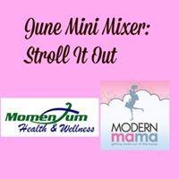 June Mini Mixer Stroll It Out