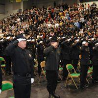 BCPO 17-1 Graduation Ceremony