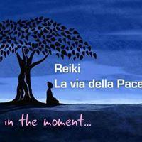 primo livello di reiki universale.. master Marica Ghiglione