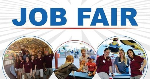 Summer 2019 Job Fair- Ages 16 and Up