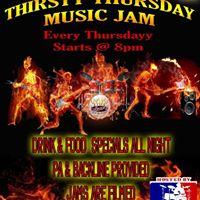 Thursday Night Music Jam Newbury Park