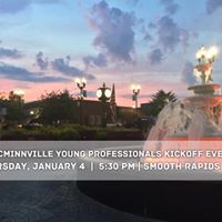 McMinnville Young Professionals Kickoff Event