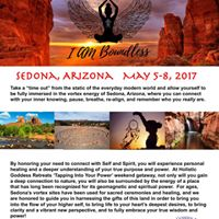 Holistic Goddess Retreats I AM Boundless Sedona AZ Journey