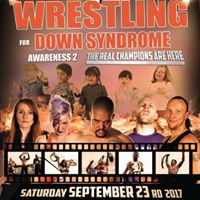 WRESTLING FOR Down Syndrome