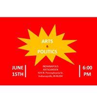 Arts &amp Politics