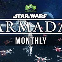 Star Wars Armada Monthly