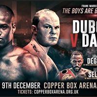 Hdlive Daniel Dubois vs Dorian Darch live stream Online BT S