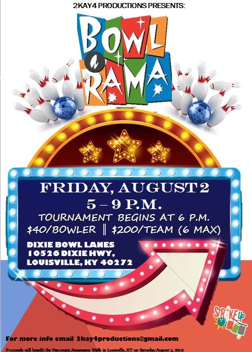 Continuing the Journey for Alice Bowl-a-Rama