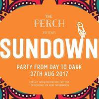 Sundown at The Perch - Bank Holiday Weekend