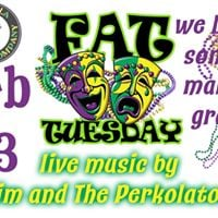 Fat Tuesday with Slim and The Perkolators