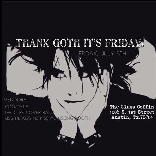 Thank Goth Its Friday