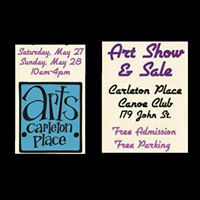 3rd Annual May Art Show &amp Sale