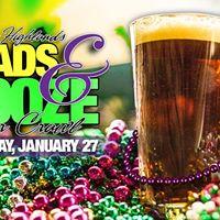 Beads &amp Booze Mardi Gras Event