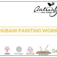 AMAZE 17  Madhubani painting workshop