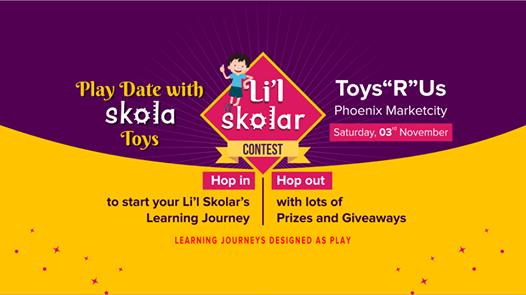 Skola Toys Event At Toysrus Phoenix Marketcity At Toysrus India
