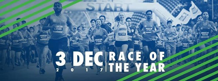 Standard Chartered Marathon Singapore 03 Dec 2017