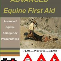 Advanced Equine First Aid.