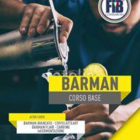 Corso Barman BASE